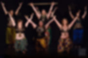 Boheme Tribal Belly Dance peforming Saiidi Swing at Tribal Revolution in Chicago