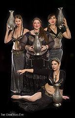 Kat from Kalamazoo and Bex Boheme American Tribal Style ATS Skirt Dance