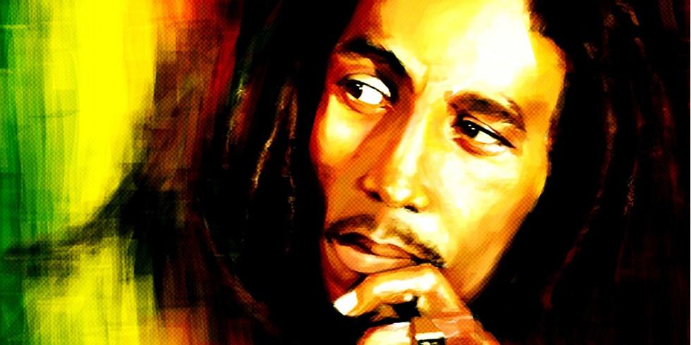 Bob Marley Open Mic Tribute Night