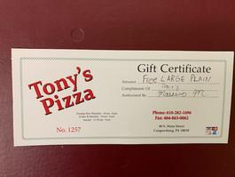 Silent Auction Tony's Pizza.jpg