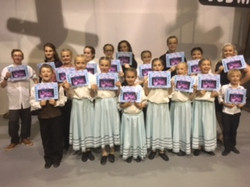 Guys and Dolls Summer Workshop 2016