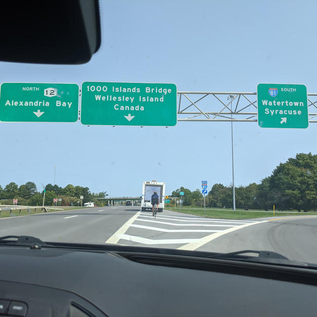 Under I-81