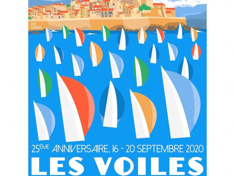 2020 - LES VOILES D'ANTIBES
