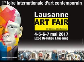 2017 - LAUSANNE ART FAIR