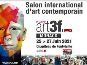 2021 - ART3F MONACO
