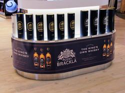 royal brackla bar wrap