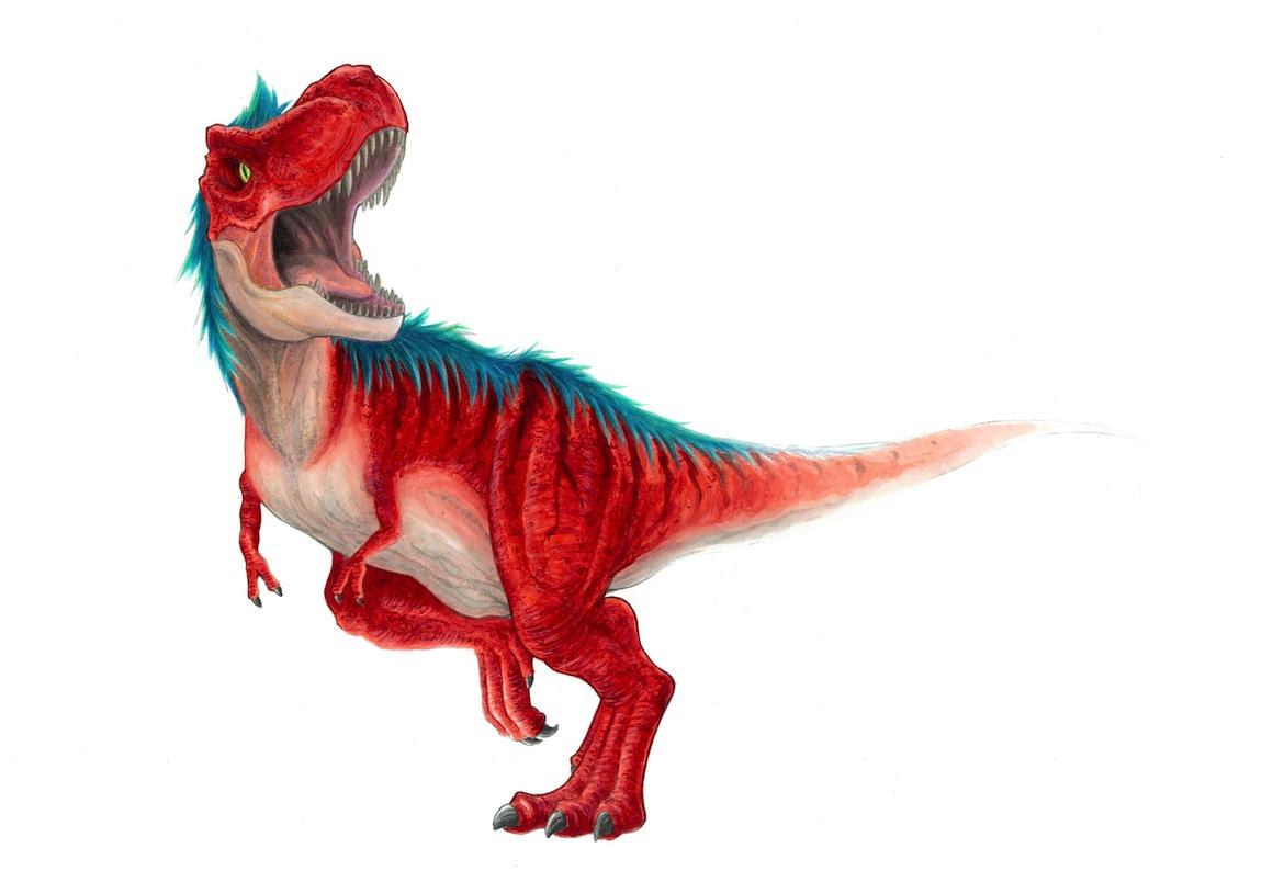 消えた恐竜のなぞ