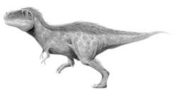 図鑑ティラノサウルス