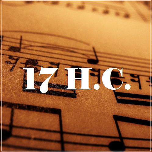 H.C. 17, Pensando em Jesus