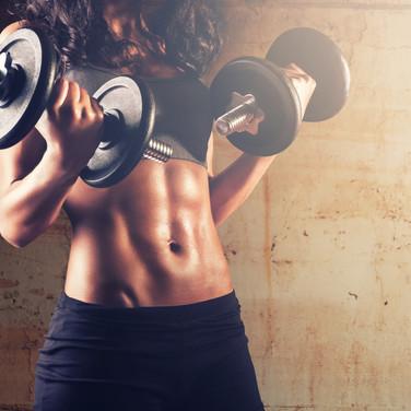 Body gym Girl