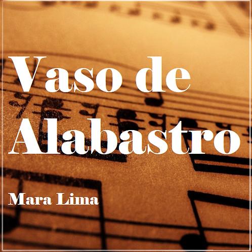 Vaso de Alabastro - Mara Lima