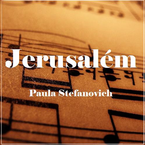 Jerusalém - Partitura para Orquestra