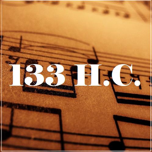 H.C. 133, No Rol do Livro
