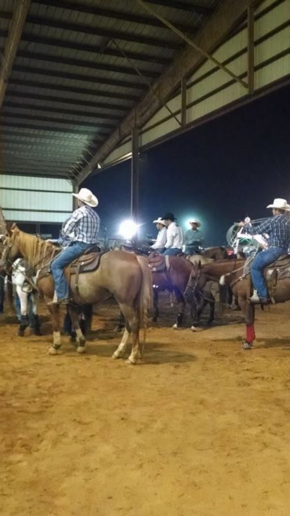 Ropers Getting Ready