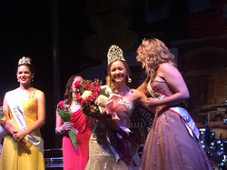 Crowning The Queen