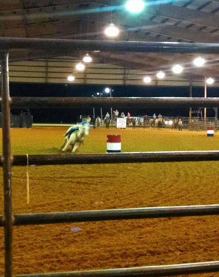 Weds Night Barrell Race