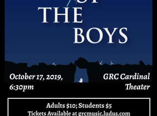 Cohort presents fall play, art show