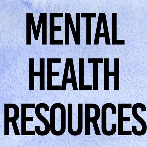 Mental Health Resources from CCPS