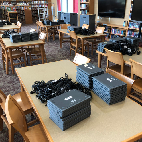 Chromebook Pickup Instructions