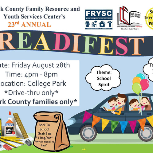 CCPS YSC Readifest event set Aug. 28