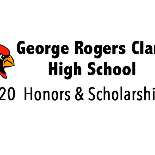 2020 Honors & Scholarships