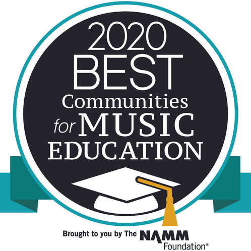 Music programs win top honor