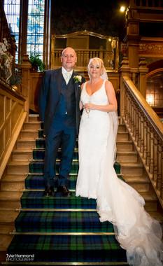Mark and Clare Agar