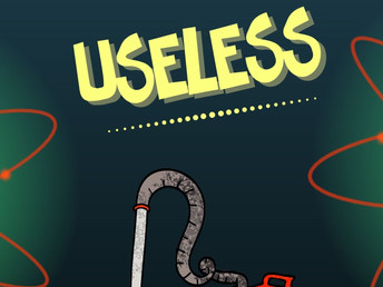 At long last...Useless is out!