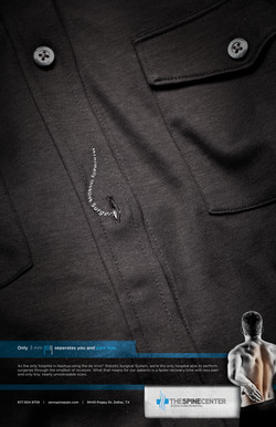 Spine Center Shirt