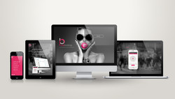 POP Bookings Responsive Website