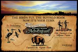 Kansas Tourism Ready Made Adventure