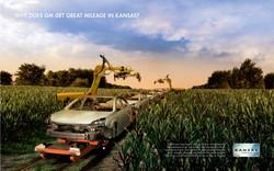 Kansas - General Motors Print
