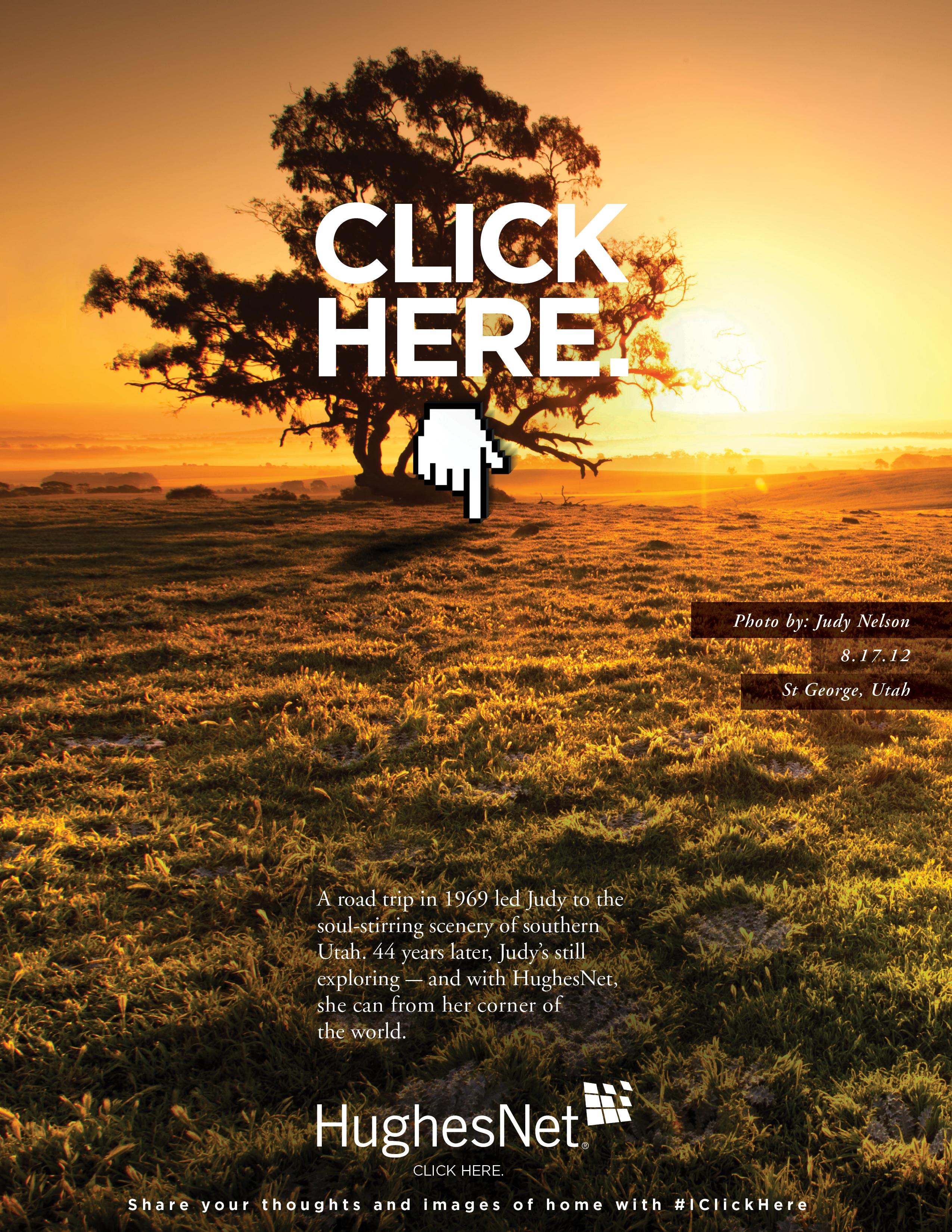 Click Here Print Ad