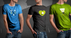 Madminton Shirts
