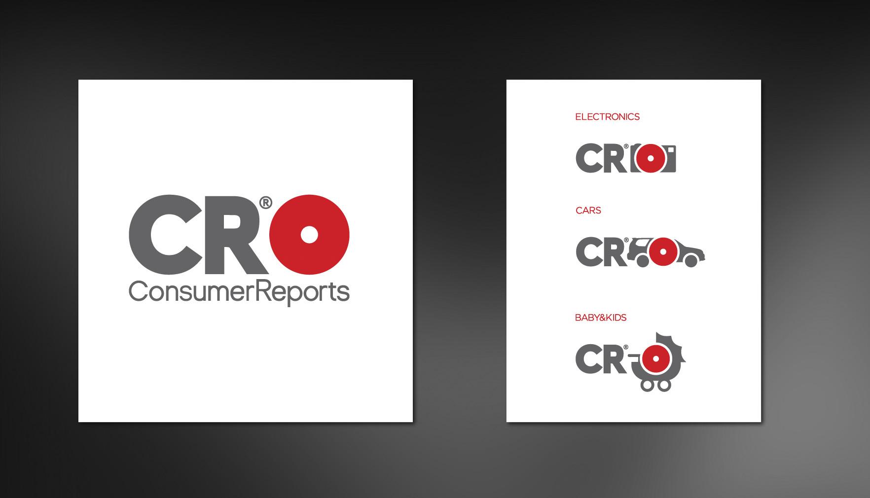Consumer Reports - Logo Family