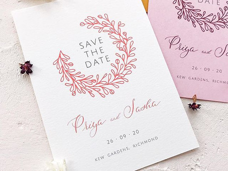 Save the Dates – must have or nice to have?
