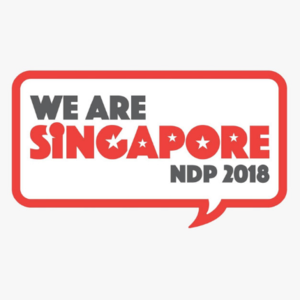 Singapore National Day Parade 2018 - We Are Singapore