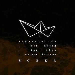Evanturetime - Sober Album Art