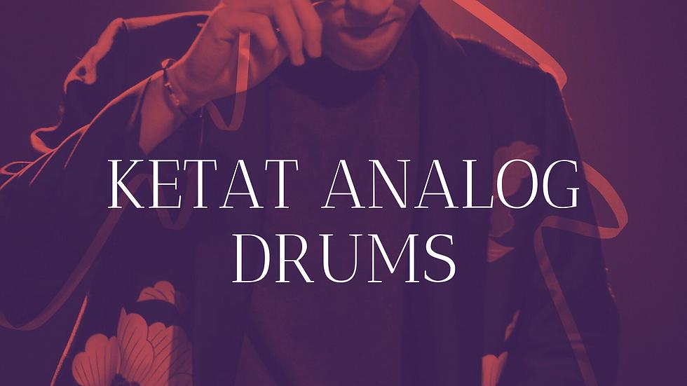 Ketat Analog Drums