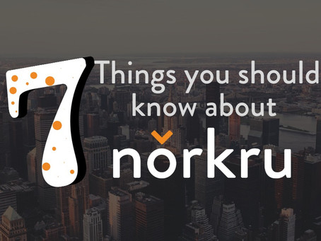 7 Things you should know about Norkru