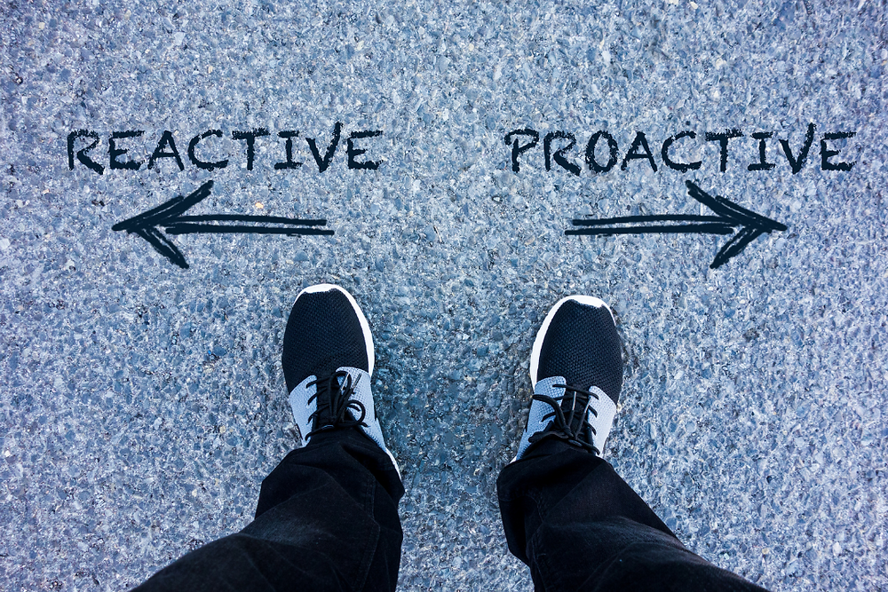 Is your company taking a proactive or reactive approach when it comes to the culture of clean?