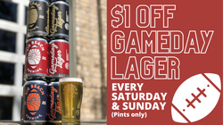 $1 off gameday lager (1)
