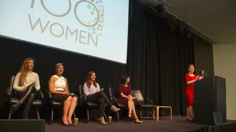 100 Women Challenge: Breaking the Glass Ceiling
