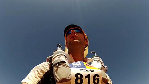 Racing the Sahara