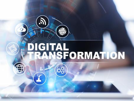 中小企業的數位轉型第一步