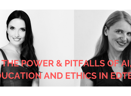 INTERVIEW: The power & pitfalls of AI, education & ethics in Edtech, with Jessica K. White