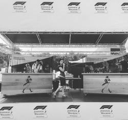 Johnnie Walker at Formula 1