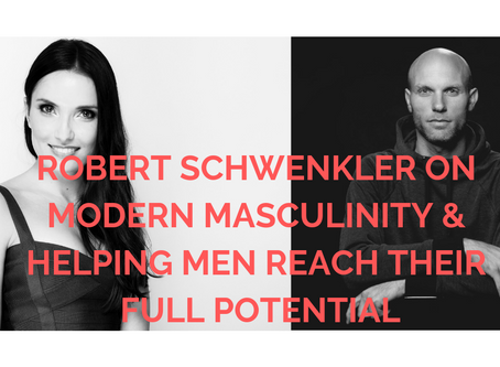 INTERVIEW: Transforming the culture of masculinity with Robert Schwenkler