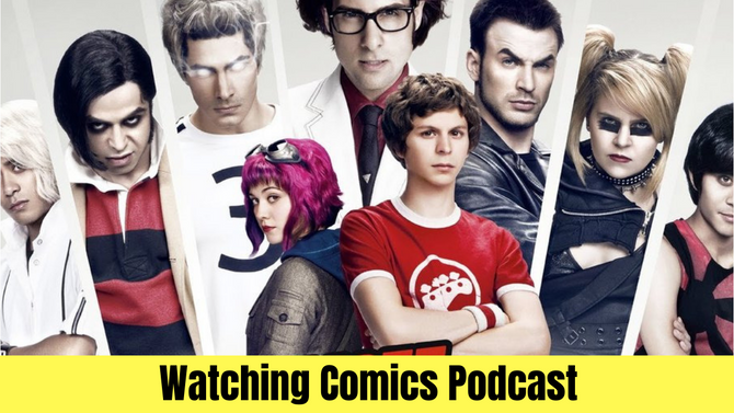 Scott Pilgrim, Batman Forever & Forgotten Favorites