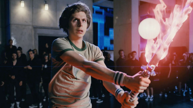 Impossible Questions - Scott Pilgrim
